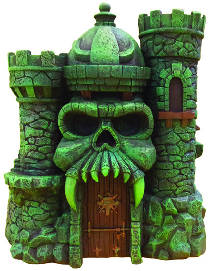Masters of the Universe: Castle Grayskull statue