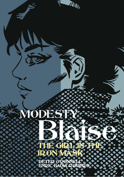 Modesty Blaise Volume 23