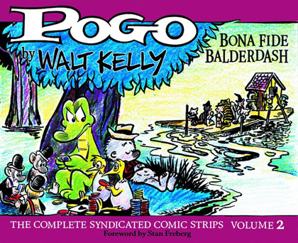 Pogo: The Complete Syndicated Comic Strips Vol. 2