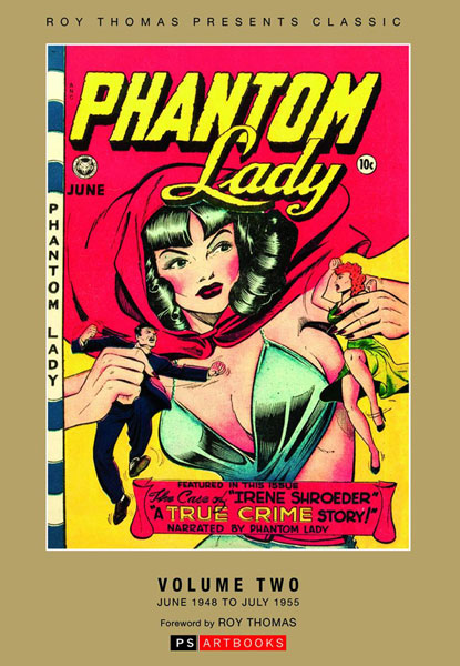 Roy Thomas Presents: Phantom Lady