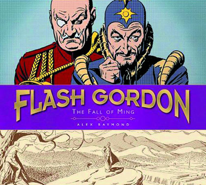 The Complete Flash Gordon Library Volume 3: The Fall of Ming