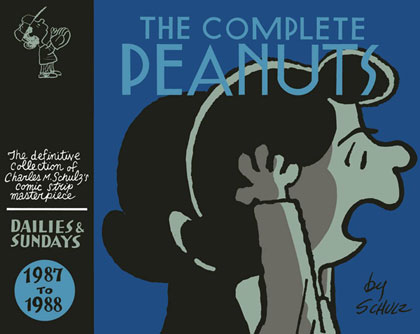 The Complete Peanuts Volume 19