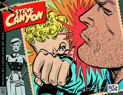 The Complete Steve Canyon Volume 3