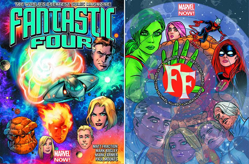 Fantastic Four & FF