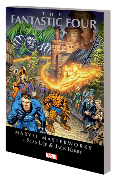 Marvel Masterworks: Fantastic Four Vol. 9