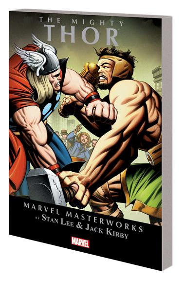 Marvel Masterworks: Mighty Thor Vol. 4