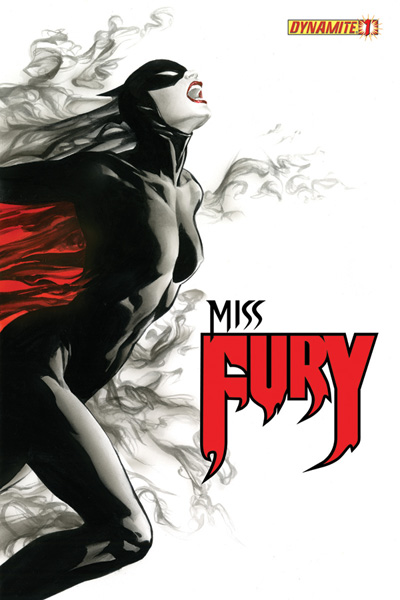 Miss Fury #1 (Alex Ross Cover)