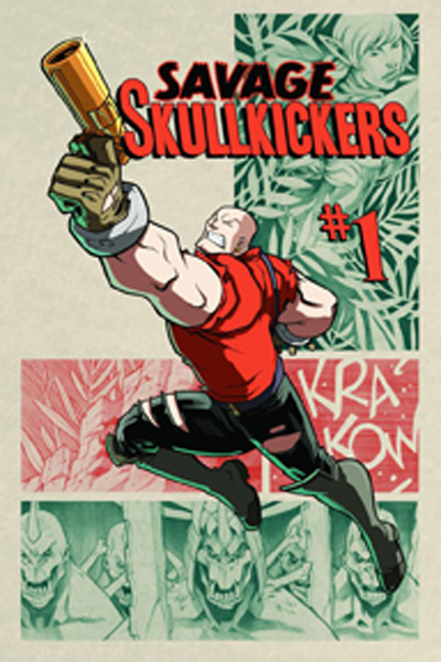 Savage Skullkickers