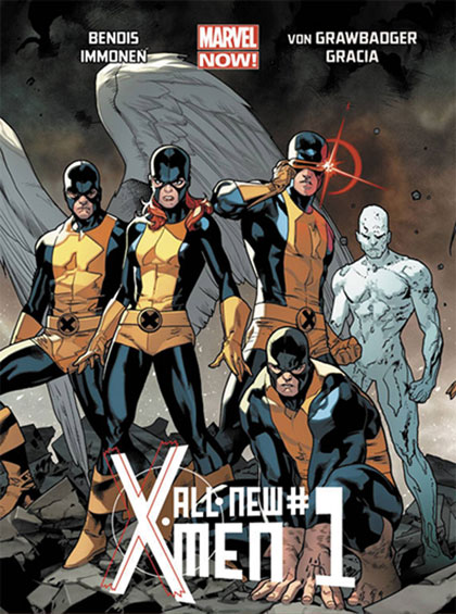 All-New X-Men has been published twice a month.