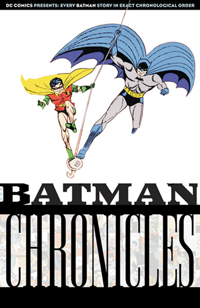Batman Chronicles Vol. 4