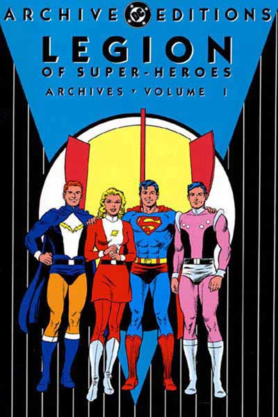 Legion of Super-Heroes Archives Vol. 1