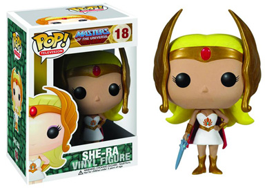 Masters of the Universe Pop! Vinyl She-Ra