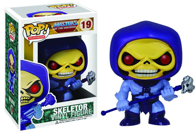Masters of the Universe Pop! Vinyl Skeletor