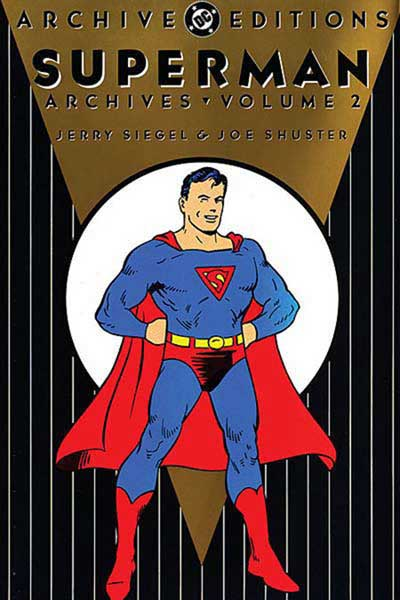 Superman Archives Vol. 2