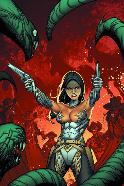 Witchblade: Day of the Outlaw #1