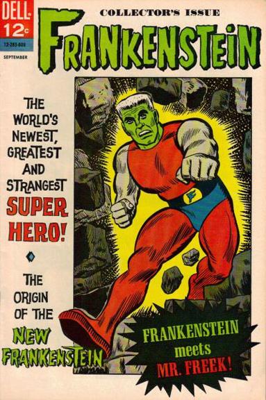 Frankenstein 1966