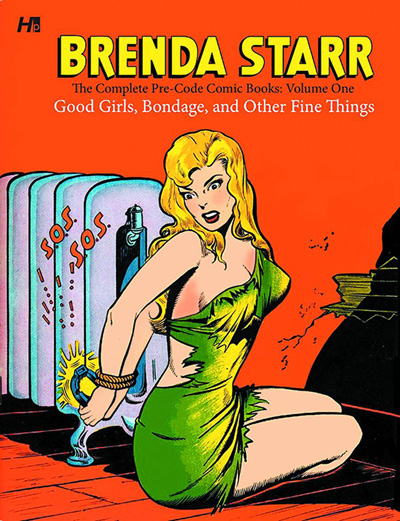 Brenda Starr: The Complete Pre-Code Comics Vol. 1