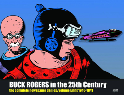 Buck Rogers in the 25th Century: The Complete Newspaper Dailies Volume 8