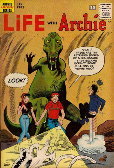 Run! Life With Archie #12