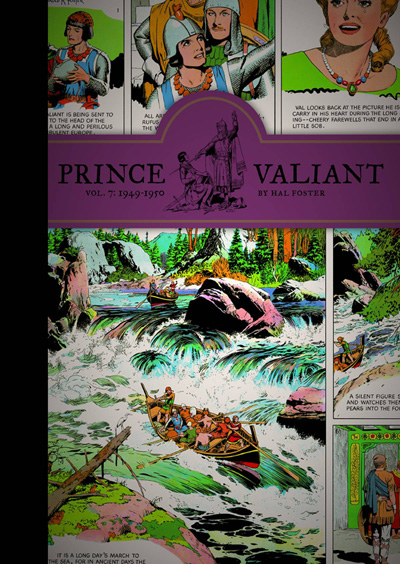 Prince Valiant Volume 7