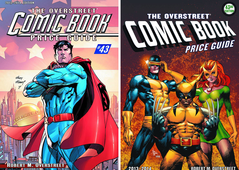 The Overstreet Comic Book Price Guide #43