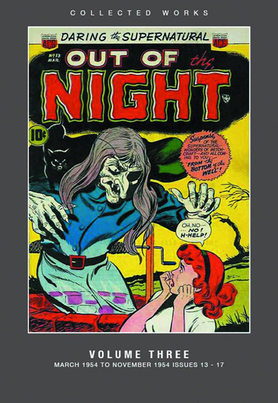 ACG Collected Works: Out of the Night Vol. 3