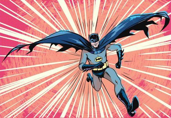Na na na na na na na na, Batman!