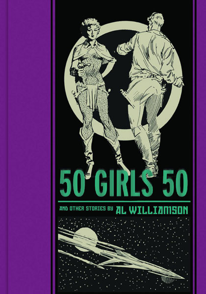 EC: 50 Girls 50 and Other Stories HC