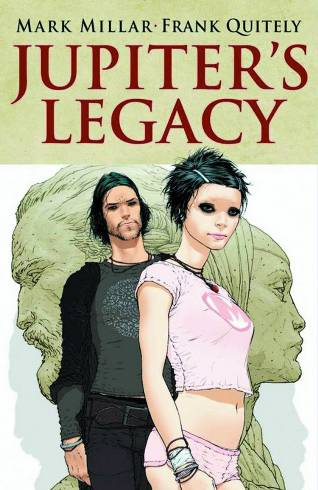 Millar and Quitely's Jupiter's Legacy #1