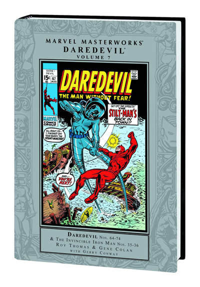 Marvel Masterworks: Daredevil Vol. 7