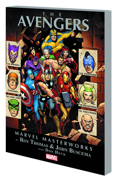 Marvel Masterworks: The Avengers Vol. 5