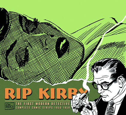 Rip Kirby: Complete Comic Strips 1956-1959