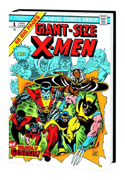 Uncanny X-Men Omnibus Vol. 1