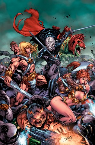 All-New, Ongoing He-Man and the Masters of the Universe #1