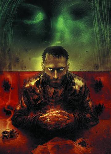 J. Michael Straczynski and Ben Templesmith's Ten Grand #1