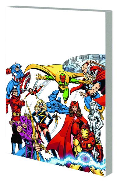 Essential Avengers Vol. 9