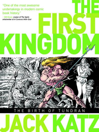 The First Kingdom Volume 1: The Birth of Tundra