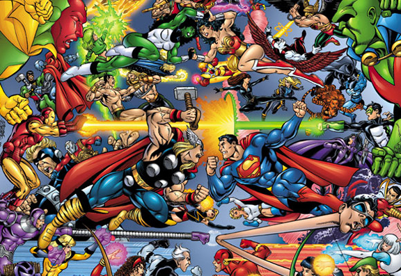 jlaavengers art by george perez