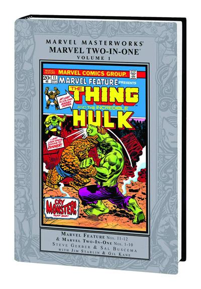 Marvel Masterworks: Marvel Two-in-One Vol. 1