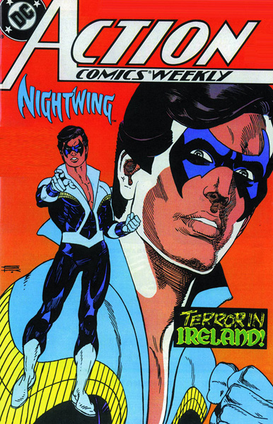 Nightwing: Old Friends and New Enemies