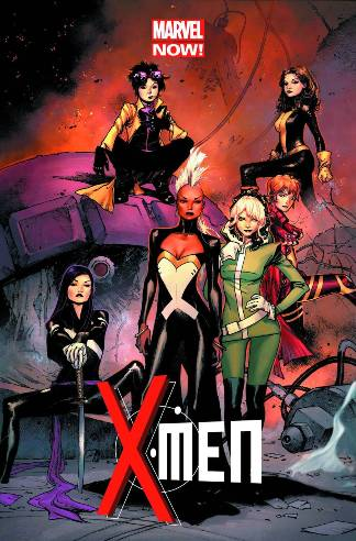 X-Men #1 by Brian Wood and Olivier Coipel