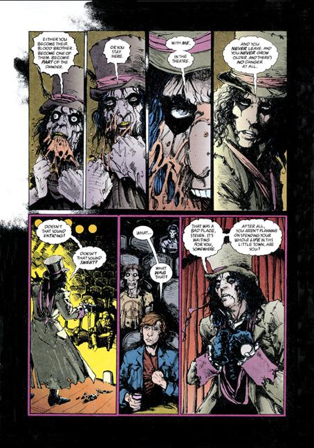 The Last Temptation page 21