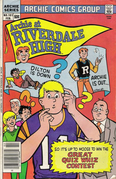 Archie at Riverdale High #101