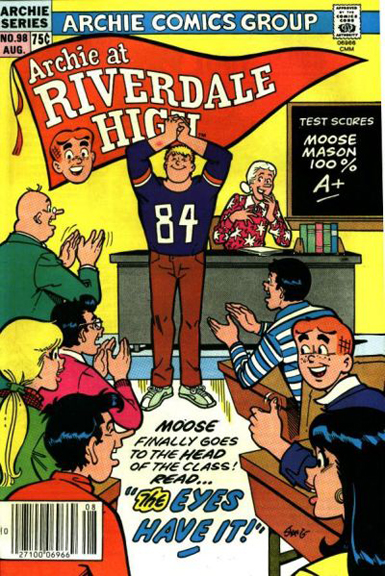 Archie at Riverdale High #98