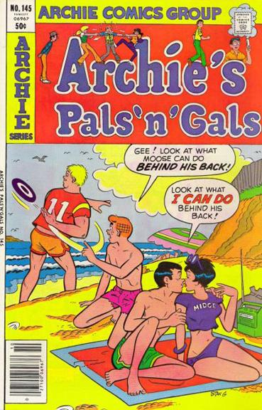 Archie's Pals 'n' Gals #145