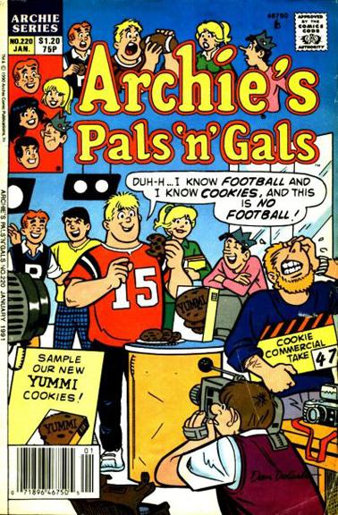 Archie's Pals 'n' Gals #220