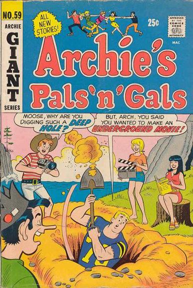 Archie's Pals 'n' Gals #59