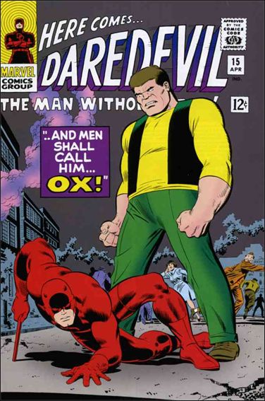 Daredevil #15. (One of my all-time favorite comics.)