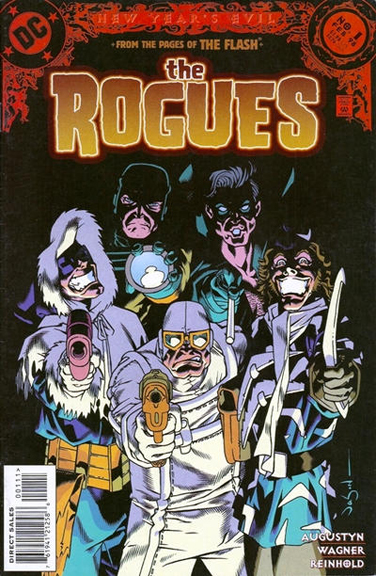 The Rogues one-shot