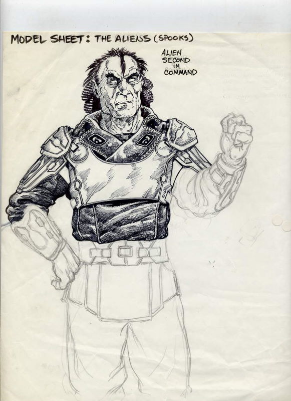Very Early Scalon Designs By Brad Gorby